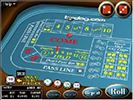 Click to play craps