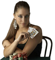 blackjack girl