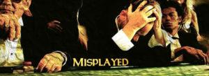 misplayed blackjack hand