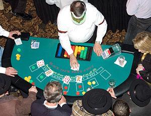 multiple deck blackjack game