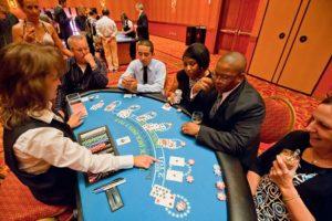 modern blackjack game