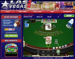 Las Vegas USA European Blackjack