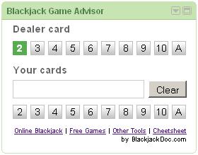 Junk Blackjack Calculator