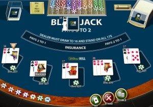 Software Blackjack Game