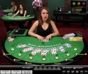 Live Dealer 2nd. Gen Game