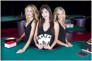 Live Blackjack Dealers