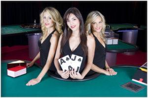 Live Blackjack Dealers