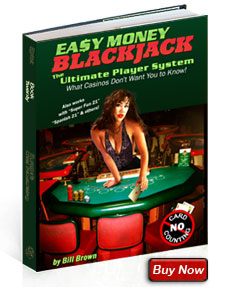 Easy Money Blackjack Book