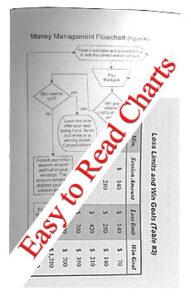 Easy to read blackjack charts