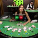 888 Live Dealer Blackjack