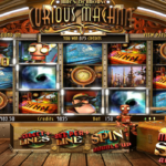 BetOnline Curious Machine Slots