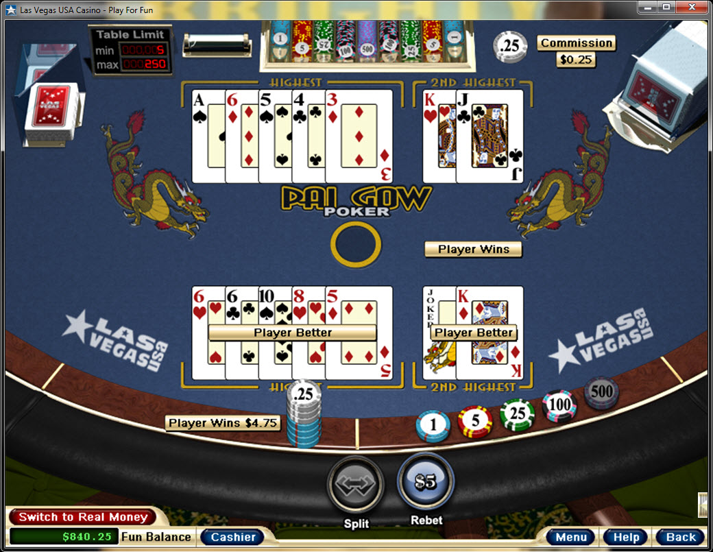 Blackjack audit software