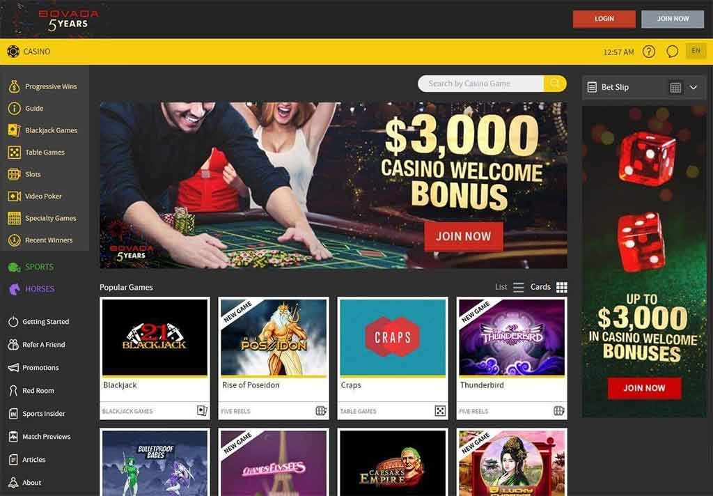 Bovada Casino Review - Easy Money Blackjack
