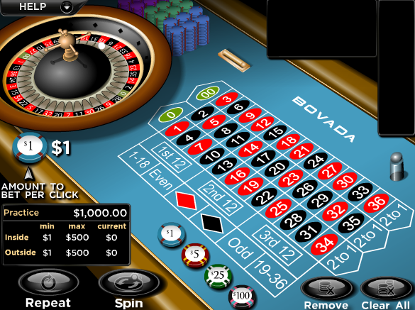 bovada casino bonus rules