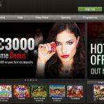 Casino Extreme welcome bonus