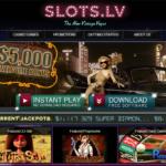 Slots.lv lobby