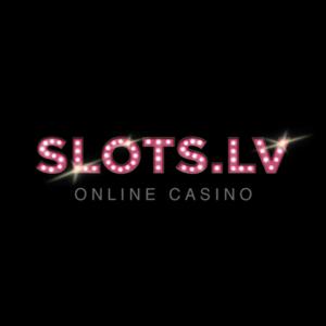 Slots.lv logo - click to visit casino