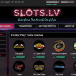 Slots.lv table games