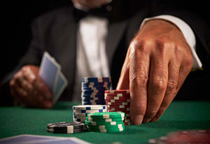 raising your bet in blackjack